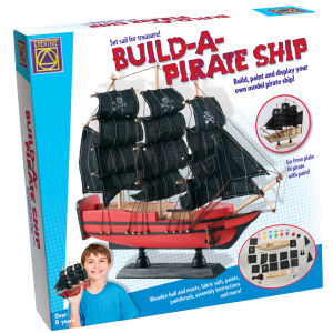 Creative Toys Build a Pirate Ship