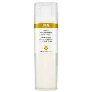 REN Neroli und Grapefruit Body Creme (200ml)