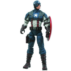 Marvel Select: Captain America The First Avenger Action Figure