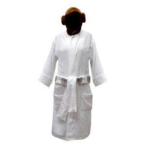 Star Wars Princess Leia Bathrobe