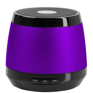 HMDX Jam Bluetooth Portable Speaker - Purple