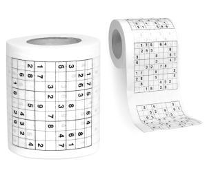 Sudoku Loo Roll