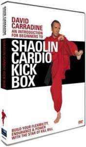 David Carradine - An Introduction For Beginners To Shaolin Cardio Kick Box