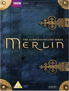 Merlin - Series 2 - Complete
