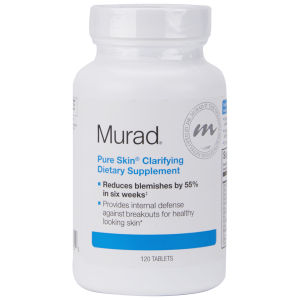 Pure Skin Clarifying Supplements 120 Tabs