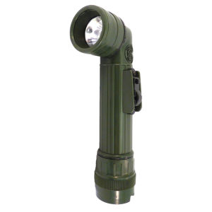 LED Scout Angle Torch Large - Green