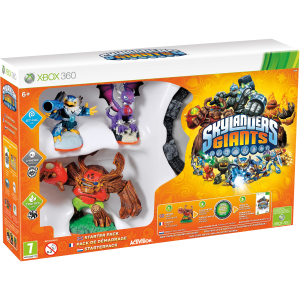 Skylanders: Giants: Starter Pack - 360