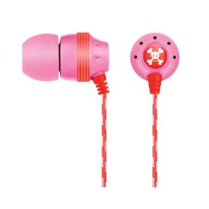 Skullcandy: Ink'd Earbuds Paul Frank - Pink