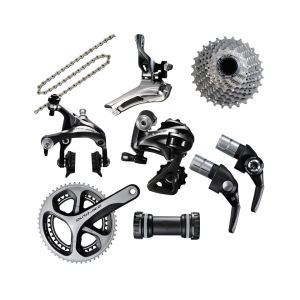 Shimano Dura-Ace 9000 TT/Tri Bicycle Groupset