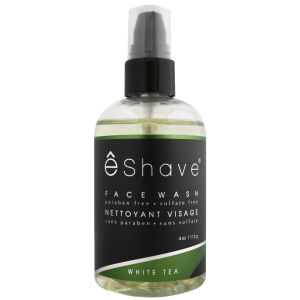 eShave Face Wash White Tea (113g)