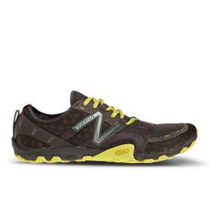 New Balance Men's MT10GL2 Minimus Running Shoes - Grey/Lime