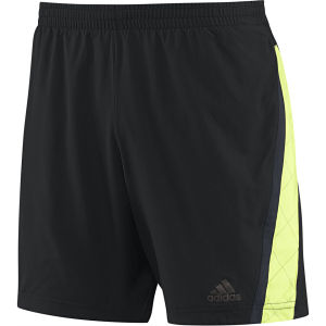 Adidas Men's Supernova 7 Inch Short - Black/Night Shade