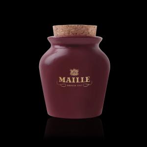 Moutarde au Chablis Et Brisures de Truffe Noire - Pot Gres Collector Truffe