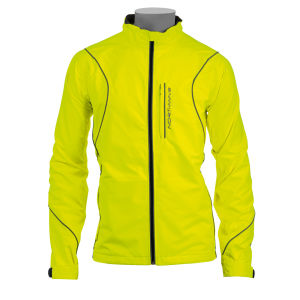 Northwave Traveller High Vis Jacket Rain Shield Max - Yellow Fluo