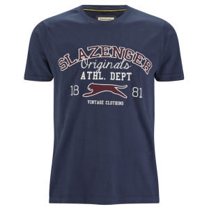 Slazenger Men's Waddle T-Shirt - Denim