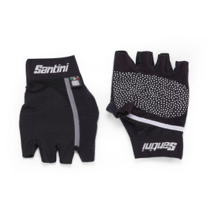 Santini Mania Gloves - Black