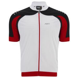 PBK Heritage Vernon Short Sleeve Jersey - Black/White/Red