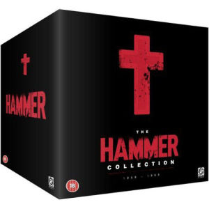 The Hammer Verzameling (21 Disc Collectors Box Set)