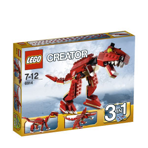 LEGO Creator: Prehistoric Hunters 3 in 1 (6914)