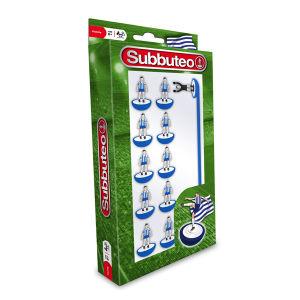Subbuteo Blue And White Team Set