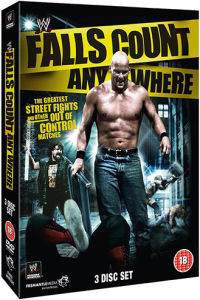 Falls Count Anywhere - Greatest Street Fights and Other Out of Control Matches