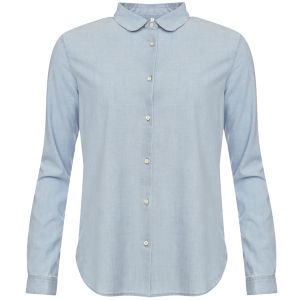 Levi's Made & Crafted Women's Denim Chambray Shirt - Light Blue