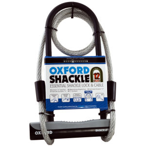 Oxford Shackle 12 U-Lock and Cable Lock