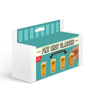 Pint Shot Glasses