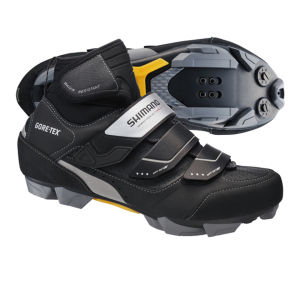 Shimano MW81 Gore-Tex Winter MTB Boots - Black