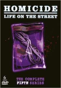 Homicide: Life On The Street - Complete Series 5