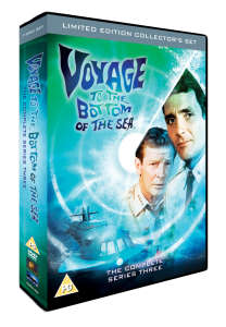 Voyage To The Bottom Of The Sea - The Complete Series Three