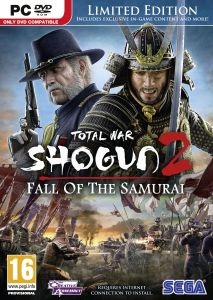 Total War: Shogun 2 - Fall of the Samurai Limited Edition PAL UK