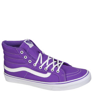 Vans Sk8-Hi Slim Trainers - Neon Purple