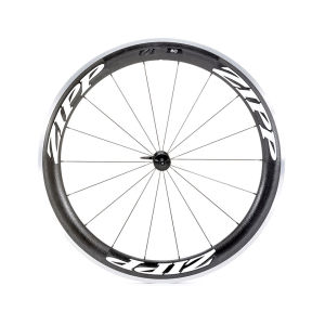 Zipp 60 Clincher Front Wheel - Classic White