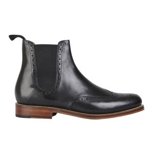 Grenson Men's Jacob Chelsea Boots - Black