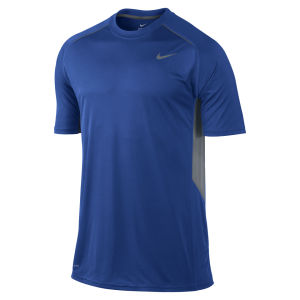 Nike Men's Legacy Short Sleeve T-Shirt - Game Royal Blue