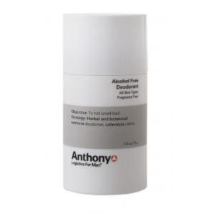 Anthony Deodorant - Alcohol Free (72gm)