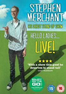 Stephen Merchant Live: Hello Ladies (Includes MP3 Copy)
