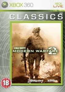 Call of Duty: Modern Warfare 2 (Classics) PAL UK