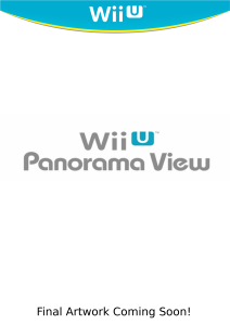 Wii-U Panorama View