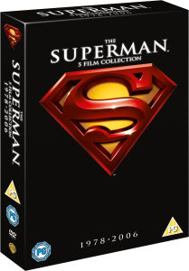 The Superman Collection (Superman 1-4 plus Superman Returns)