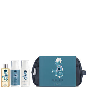 Seascape Island Apothecary Homme Shave Set (100ml)