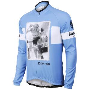Bianchi Favara Long Sleeve Jersey - Blue