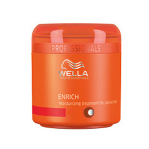 Mascarilla hidratante cabello fino/normal Wella Professionals Enrich (150ml)
