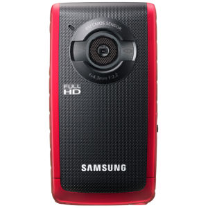 Samsung W190 5.5MP HD Pocket Camcorder