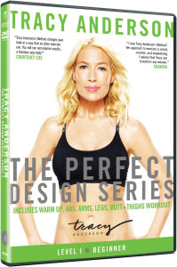 Tracy Anderson: Perfect Design Series - Sequence 1