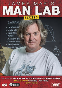 James May's Man Lab - Series 3