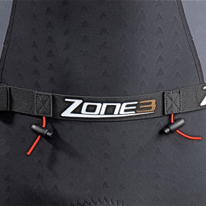 Zone3 Unisex Race Belt - Black