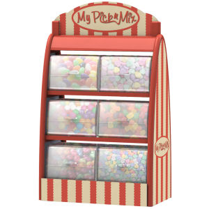 My Pick N Mix Sweet Stand - 6 Tubs