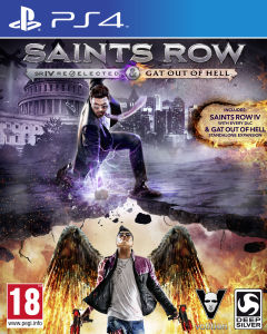 Saints Row IV Re-elected/Saints Row: Gat Out of Hell